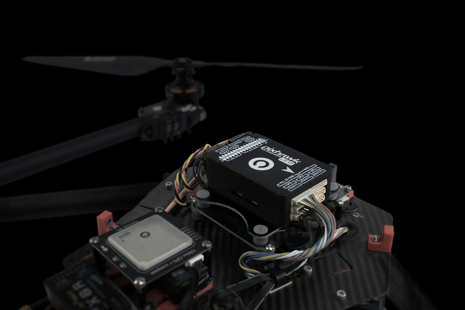 Pixhawk 3 Pro Autopilot (aluminum case)